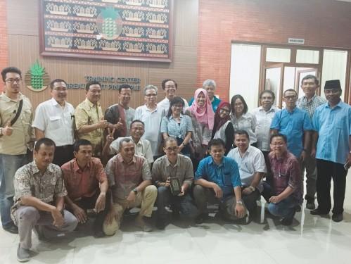 IPB Visit Gunung Sewu Business